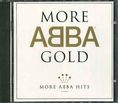 """ABBA """"More Abba Gold - More Abba Hits"""" Best Of CD"""