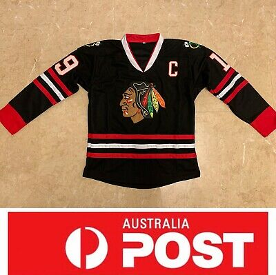 Ice Hockey Chicago Blackhawks jersey, #19 Toews jersey, AU stock