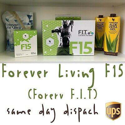FOREVER LIVING F15 Beginner,Intermediate,Advanced Chocolate FlT Nextday Delivery