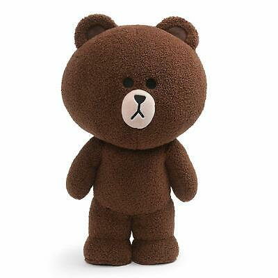 Line Friends Brown 14 Inch Standing Plush