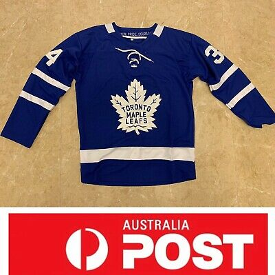 Toronto Maple Leafs Ice Hockey jerseys, #34 Matthews jersey, AU stock