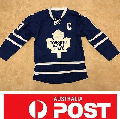 Toronto Maple Leafs Ice Hockey jersey, #13 Sundin jersey, AU stock