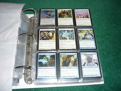 MTG Magic the Gathering almost COMPLETE SET Ravnica:City of Guilds + 25 FOILS