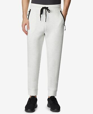 32 DEGREES NEW White Womens Size Medium M Fleece Tech Jogging Pants $49- 441
