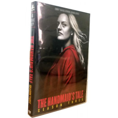The Handmaid's Tale Season 3 DVD Box Set Brand New