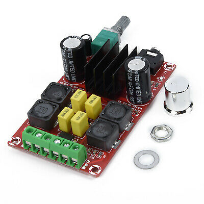 Assembled TPA6120A2 Stereo Headphone Amplifier Board Dual Channel 80mWx2 Amp