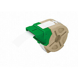 NEW! Leitz 70080001 Non Adhesive 32mm Card Label Cartridge