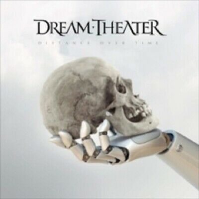 Dream Theater Distance Over Time 2 Disc New CD + Blu-ray