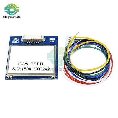 GPS Module VK2828U7G5LF with Antenna TTL 1-10Hz with FLASH Flight Control Module