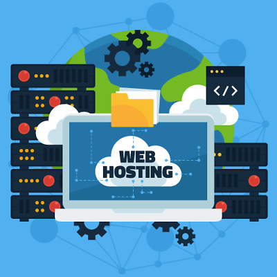 Unlimited Web Hosting - 1 Year /  Free SSL / Free Backups / Free Support