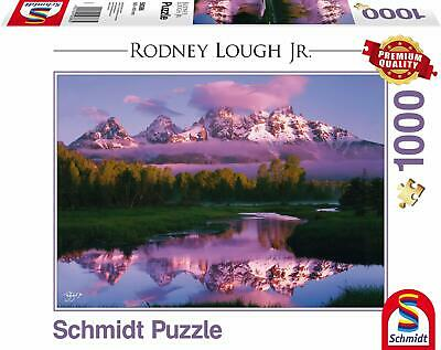 1511778-Schmidt- Puzzle Day Dreaming Rodney Lough 1000 Pezzi, 59386