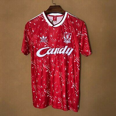 Maillot LIVERPOOL 1989 RETRO / Taille : S,M,L,XL / Adidas