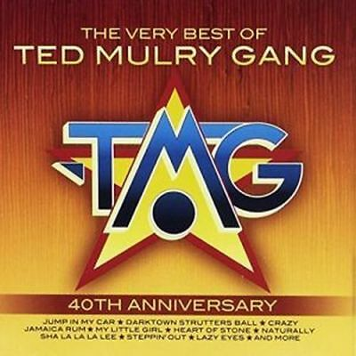 TED MULRY GANG The Very Best Of 40th Anniversary CD BRAND NEW Greatest Hits