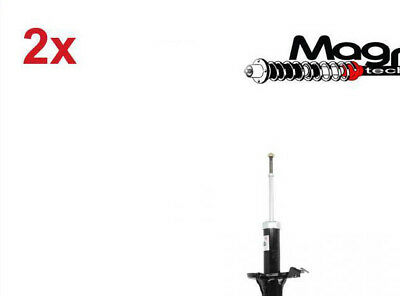 AG0321MT 2 x MAGNUM TECHNOLOGY FRONT SHOCK ABSORBERS PAIR SHOCKER X2 PCS