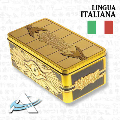 Tin 2019 Sarcofago d'Oro Gold Sarcophagus in ITALIANO TN19 MP19 Yugioh Andycards
