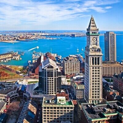 Marriott Custom House Boston Annual Platinum Timeshare 1 Bedroom