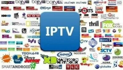 Iptv 1 Mese Full Hd-Tutto Incluso-Zero Blocchi