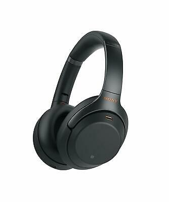 Sony WH-1000XM3 Black Bluetooth Noise-Canceling Headphones Tested fully function