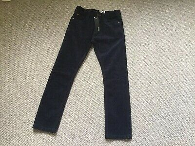 New With Tags Boys Skinny Cord Trousers By Next Age 10 Years