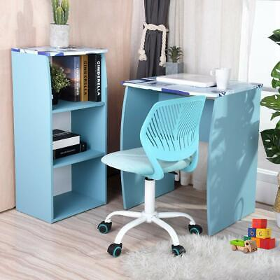 Aingoo Kids Desk with 3 Tier Storage Shelf Children Study Desk Set for Girls Buy