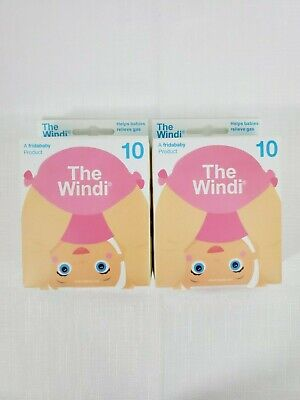 FridaBaby The Windi Gas and Colic Reliever for Babies Lot of 2