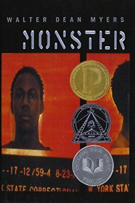 NEW - Monster by Myers, Walter Dean