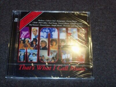 Cd Double Album - Now Thats What I Call Music 1