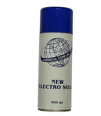 Electrical Solvent Cleaner Degreaser 400ml Spray Can Consumables Aerosol