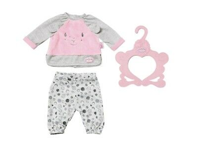 Zapf Creation 702826 Baby Annabell Sweet Dreams Pyjama