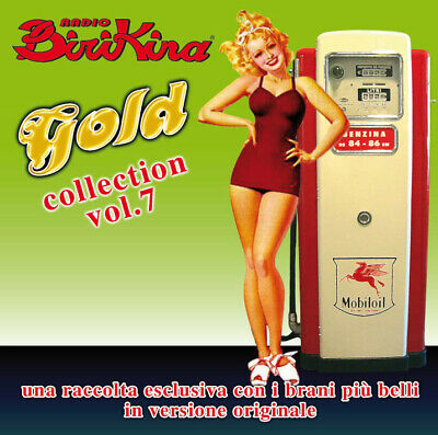 Cd Radio Birikina Gold Collection Vol.7 – Artisti Vari