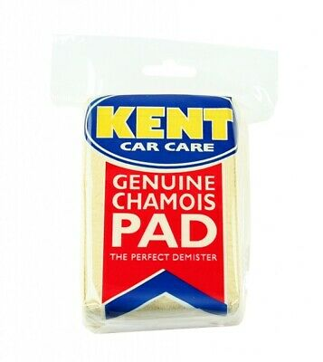 Kent Car Care Genuine Chamois Car Demister Pad **2009rm