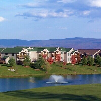 Woodstone Meadows Massanutten Annual Timeshare 2 Br 2 Bath Virginia