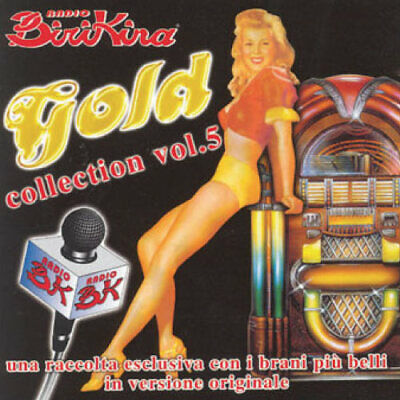 Cd Radio Birikina Gold Collection Vol. 5 – Artisti Vari