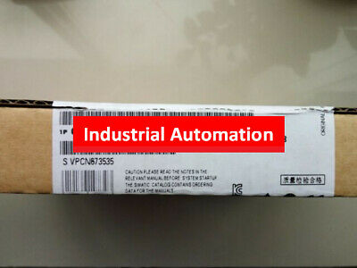 1PC NEW IN BOX Siemens 6ES7412-1XJ05-0AB0 6ES7 412-1XJ05-0AB0