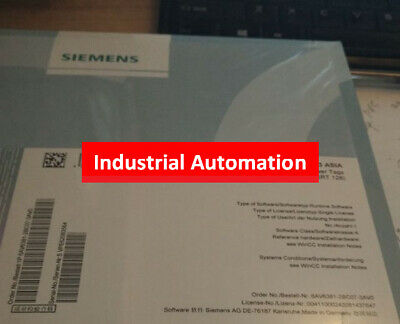 1Pc New In Box Siemens Wincc V7.3 6Av6381-2Bc07-3Av0