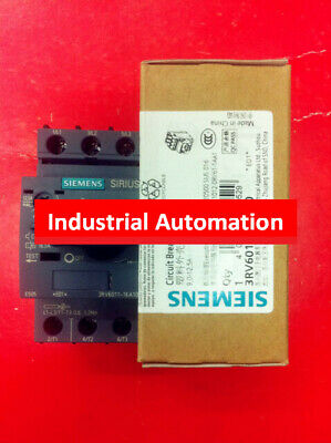 1PC NEW IN BOX Siemens 3RV6011-1KA10