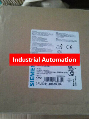 1PC New In Box Siemens 3RV5031-4BA10