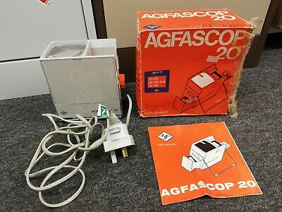 Agfascop 20 Slide Viewer