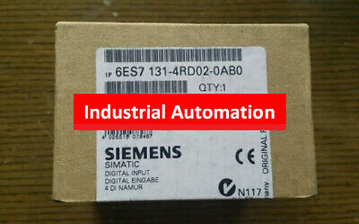 1PC NEW IN BOX Siemens 6ES7 131-4RD02-0AB0
