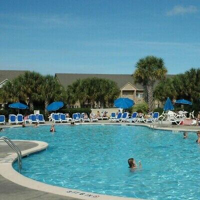 Plantation Resorts Annual Timeshare 3 Bed / 3 Bath Surfside Myrtle Beach Sc