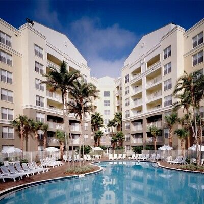 Vacation Village At Parkway Annual Timeshare 74,000 Rci Points Orlando Florida