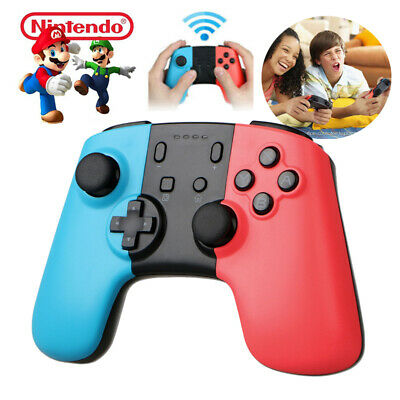 2019 Pro Controller for Nintendo Switch Wireless Gamepad Joypad Console For PC