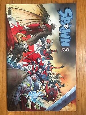 Image Comics SPAWN #300 Cover H Jerome Opena Cover (2019)