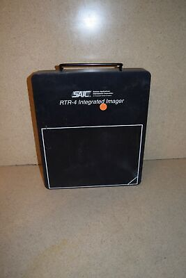 <Ss> Saic Science Applications International Corp Rtr-4 Integrated Imager (A1)