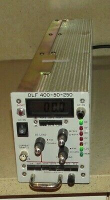 Transistor Devices Inc Dlf 400-50-250 Programmable Power Supply