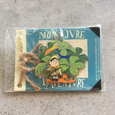 Disney Pin La Haut / Up - DLP Pin Trading Event - Russell Spin LE425