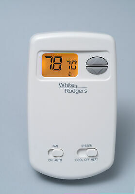 White-Rodgers 1E78-144  Single Stage Digital Non-Programmable or