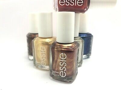 ESSIE Nail Polish Lacquer Assorted Colors Full Size .46oz NEW (: You Choose :)