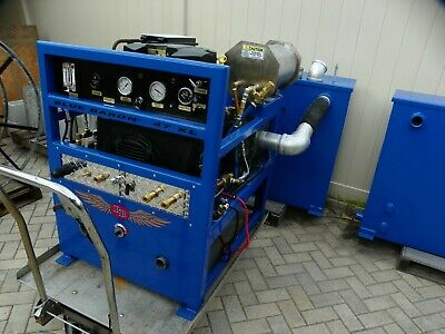 Truck Mount Carpet Cleaning Machine & Extractor Blue Baron 47 XL
