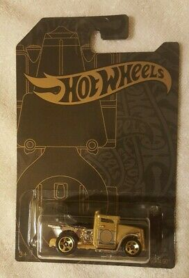 2019 Hot Wheels Satin & Chrome Satin And Chrome Gotta Go Chase Car New Vhtf Rare